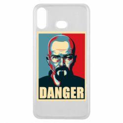 Чохол для Samsung A6s Heisenberg Danger