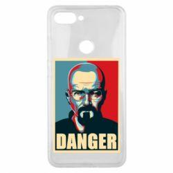 Чохол для Xiaomi Mi8 Lite Heisenberg Danger