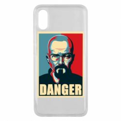 Чохол для Xiaomi Mi8 Pro Heisenberg Danger