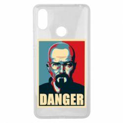 Чохол для Xiaomi Mi Max 3 Heisenberg Danger