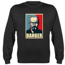 Реглан (свитшот) Heisenberg Danger - FatLine