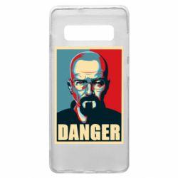 Чохол для Samsung S10+ Heisenberg Danger