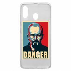 Чохол для Samsung A20 Heisenberg Danger