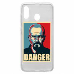 Чохол для Samsung A30 Heisenberg Danger