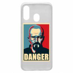 Чохол для Samsung A40 Heisenberg Danger