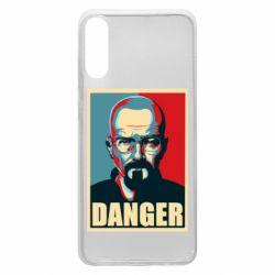 Чохол для Samsung A70 Heisenberg Danger