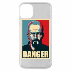 Чохол для iPhone 11 Pro Heisenberg Danger