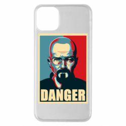 Чохол для iPhone 11 Pro Max Heisenberg Danger