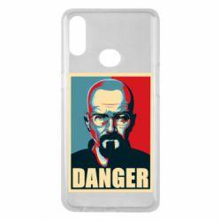 Чохол для Samsung A10s Heisenberg Danger