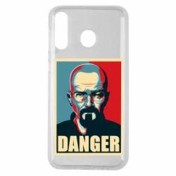 Чохол для Samsung M30 Heisenberg Danger
