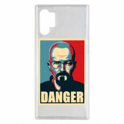 Чохол для Samsung Note 10 Plus Heisenberg Danger