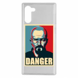 Чохол для Samsung Note 10 Heisenberg Danger