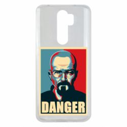 Чохол для Xiaomi Redmi Note 8 Pro Heisenberg Danger