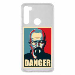 Чохол для Xiaomi Redmi Note 8 Heisenberg Danger