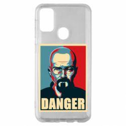 Чохол для Samsung M30s Heisenberg Danger