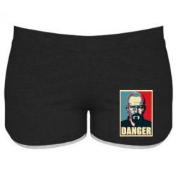 Женские шорты Heisenberg Danger