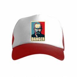 Дитяча кепка-тракер Heisenberg Danger