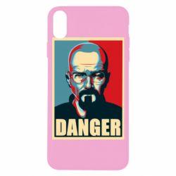 Чохол для iPhone X/Xs Heisenberg Danger