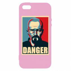 Чохол для iphone 5/5S/SE Heisenberg Danger