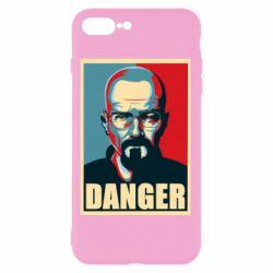 Чохол для iPhone 7 Plus Heisenberg Danger