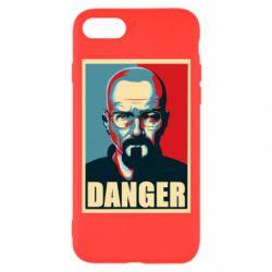 Чохол для iPhone 8 Heisenberg Danger