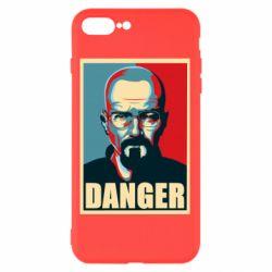 Чохол для iPhone 8 Plus Heisenberg Danger