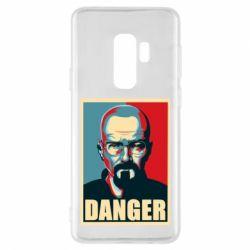 Чохол для Samsung S9+ Heisenberg Danger