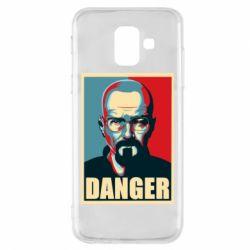 Чохол для Samsung A6 2018 Heisenberg Danger