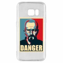 Чохол для Samsung S7 Heisenberg Danger