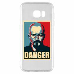 Чохол для Samsung S7 EDGE Heisenberg Danger