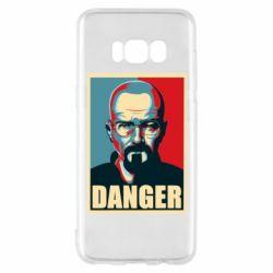 Чохол для Samsung S8 Heisenberg Danger