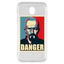 Чохол для Samsung J7 2017 Heisenberg Danger