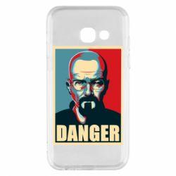 Чохол для Samsung A3 2017 Heisenberg Danger
