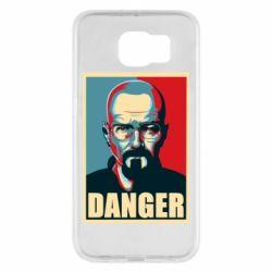 Чохол для Samsung S6 Heisenberg Danger