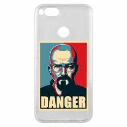 Чохол для Xiaomi Mi A1 Heisenberg Danger