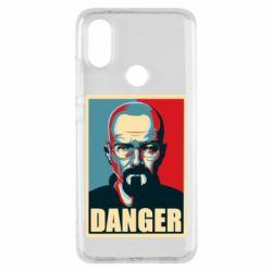 Чохол для Xiaomi Mi A2 Heisenberg Danger