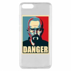 Чохол для Xiaomi Mi Note 3 Heisenberg Danger