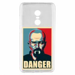 Чохол для Xiaomi Redmi Note 4 Heisenberg Danger