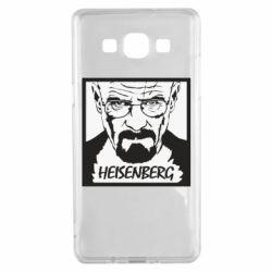 Чохол для Samsung A5 2015 Heisenberg face