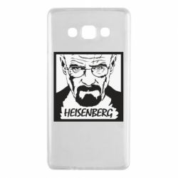 Чохол для Samsung A7 2015 Heisenberg face