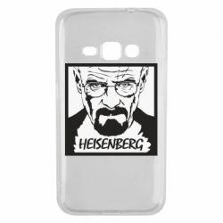 Чохол для Samsung J1 2016 Heisenberg face