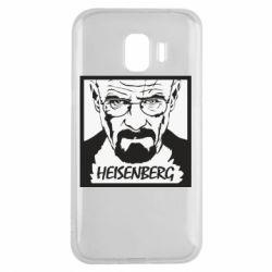 Чохол для Samsung J2 2018 Heisenberg face