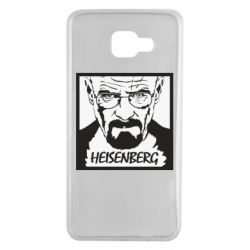 Чохол для Samsung A7 2016 Heisenberg face