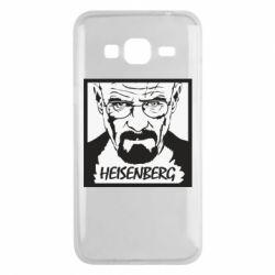 Чохол для Samsung J3 2016 Heisenberg face