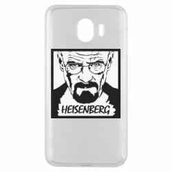 Чохол для Samsung J4 Heisenberg face