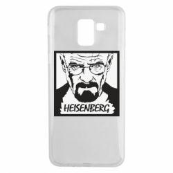 Чохол для Samsung J6 Heisenberg face