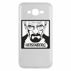 Чохол для Samsung J7 2015 Heisenberg face