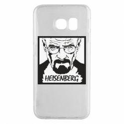 Чохол для Samsung S6 EDGE Heisenberg face
