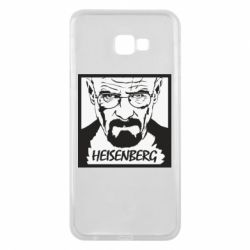Чохол для Samsung J4 Plus 2018 Heisenberg face