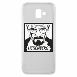 Чохол для Samsung J6 Plus 2018 Heisenberg face